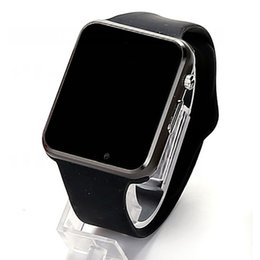 watches for free 2019 - free shipping A1 Smart Watch SIM Watches Phone Camera Smartwatches Pedometer Sleep Monitor SMS Call Reminder For Android