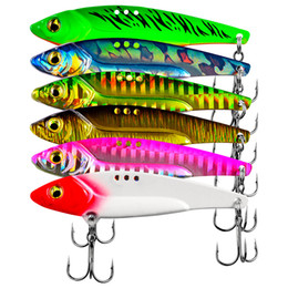 $enCountryForm.capitalKeyWord Australia - Realistic Colorful Metal VIB Fish Laser bait 5g 7g 12g 17g 20g Long Casting Blade vibration Lures Sinking Jigs