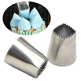 Wholesale Decorating Pastry Tips Icing Tool Nozzles Baking Ice Cream Mold Piping Cake