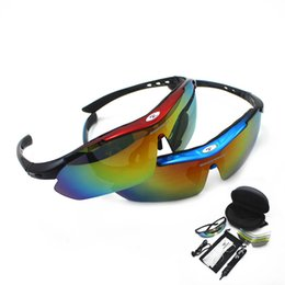 $enCountryForm.capitalKeyWord Australia - Hot!!! New Men Cycling UV 400 Sunglasses Eyewear Outdoor Sport Riding Bicycle Goggles Original Gift Box Package
