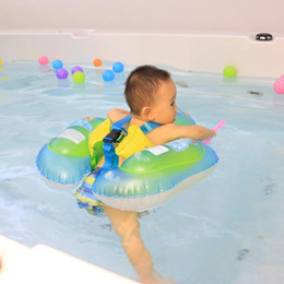 $enCountryForm.capitalKeyWord Australia - Baby Inflatable Ring Newborns Bathing Circle Baby Neck Float Inflatable Wheels Pool Rafts Summer Toys Swimming Accessories