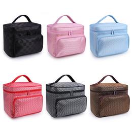 $enCountryForm.capitalKeyWord Australia - Makeup Cosmetic Bag Women Make Up Bag Waterproof Professional Toiletry Kit Wash Necessaire Travel Organizer Make Up Box