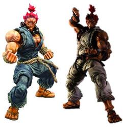 $enCountryForm.capitalKeyWord Australia - Play Arts Kai Street Fighter IV Akuma Action Figure Game Character Model Toy