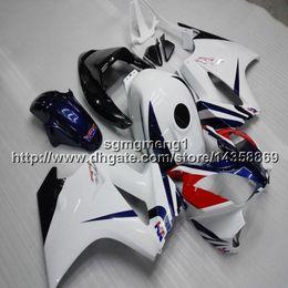 $enCountryForm.capitalKeyWord Australia - Gifts+Screws red white black motorcycle cowl For Honda VFR800 2002 2003 2004 2005 2006 2007 2008 ABS motor Fairings