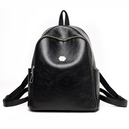 $enCountryForm.capitalKeyWord NZ - Lucky2019 Lucky2019 Special Both Shoulders Women's Package Pattern Korean Pop Joker Will Capacity Soft Leather Backpack