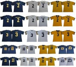 NCAA Michigan Wolverines College 2 Charles Woodson 2 Shea Patterson 3 Rashan  Gary 10 Tom Brady 21 Desmond Howard 23 Tyree Kinnel Jersey c5b4bfa3b