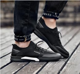 $enCountryForm.capitalKeyWord Australia - Men's shoes 2019 spring new boys lazy shoes casual fashion sports shoes Korean version of the breathable mesh surface