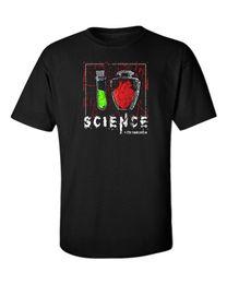 $enCountryForm.capitalKeyWord UK - Dr. Victor Frankenstein T-Shirt Horror Men Black Humor Gift Heart Tee Science