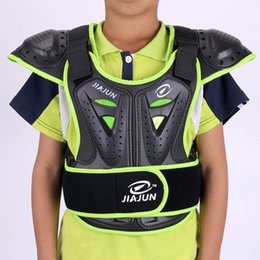 $enCountryForm.capitalKeyWord Australia - child Body Protector armor Motorcycle jackets Motocross back shield sleeveless vest Spine Chest Protective gears Jacket mens R