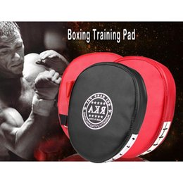 $enCountryForm.capitalKeyWord Australia - Fashion New Fashion Boxing Mitt Training Target Focus Punch Pad Glove MMA Kit New Fashion Boxing