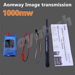 $enCountryForm.capitalKeyWord NZ - Aomway FPV 5.8Ghz 1000mW 1W 48CH AV Audio Video Transmitter and Receiver with DVR Recorder function