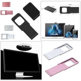 Wholesale Hot Webcam Camera Protector Cover Shield For Notebook Laptop Tablet Smartphone Gift