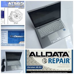 Discount install software laptop - alldata repair installed version alldata 10.53 and m itchellondemand auto software atsg with laptop cf-ax2 hard disk 100
