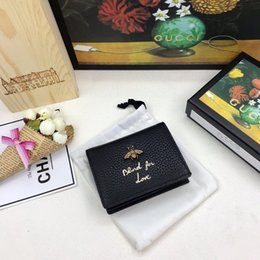Business change holder online shopping - Women s wallet European and American classic fashion style a variety of color options short money change card bag free of freight G090