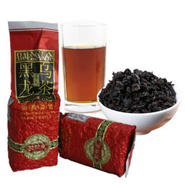 $enCountryForm.capitalKeyWord UK - 250g Oil Cut Black Oolong Tea China Scraper Cellulite Whitening Beauty Oolong Black Tea Tieguanyin Tikuanyin Green Food Red Tea