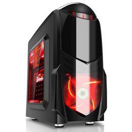 Ультра быстрый i3 i5 i7 настольный игровой компьютер ПК 1TB 16GB RAM GTX 1060 Windows 10