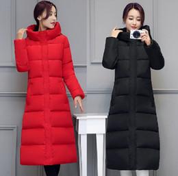 199c5b88be8 M-3XL size new slim women cotton down jackets womens winter coats 90% cotton  down super warm waterproof windproof Long casual parkas