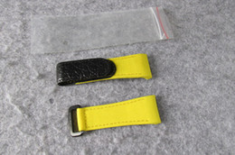 WristWatches Watch parts online shopping - FABRIC NYLON CANVAS STRAP BAND BRACELET ACCESSORY FOR RM35 RM27 RM011 RM55 RM53 RM035 RM67 Rafael Nadal NTPT MEN WATCH WRISTWATCH PART