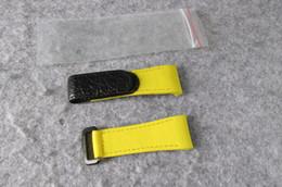 STOFF NYLON CANVAS STRAP BAND ARMBAND ZUBEHÖR FÜR RM35-01 RM27 RM011 RM55 RM53 RM035-01 RM67 Rafael Nadal NTPT HERRENUHR Armbanduhr TEIL im Angebot