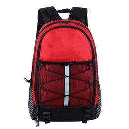 wholesale school bags big Australia - The School Backpack Women Men North Belt Shoulder Bags Face Travel Sports Duffle Bag Students Large Capacity Nylon Knapsack Big Totes C72502