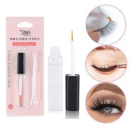 a149a4cfee3 Wholesale Glue For Eyelash Australia - Professional Portable Make UP False  Eyelash Glue For Eyelashes Clear