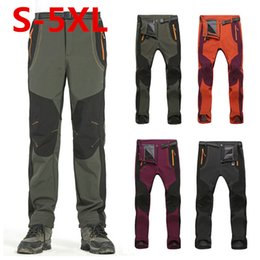 Clothing Sets Girls' Clothing Puimentiua Hiking Pants Men Outdoor Casual Softshell Trousers Waterproof Windproof Thermal For Camping Ski Climbing Pants Cheapest Price From Our Site