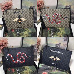 Vente en gros Rose Sugao 46 hommes sacs de messager design de luxe célèbre marque de sac d'épaule Crossbody affaires homme concepteur de sac en cuir de haute qualité
