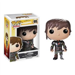 Train Figures Australia - Funko pop Movies: How To Train Your Dragon 2 - Hiccup Vinyl Action Figure Collectible Model Action Toy Figures for Children