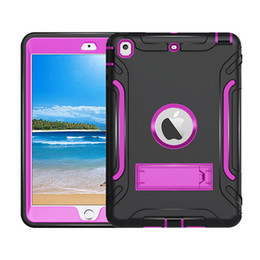 Mini tablets online shopping - For Ipad Mini Case Layer Shockproof Full Body Rugged Hard PC Soft TPU Tablet protection Cover for Ipad Mini