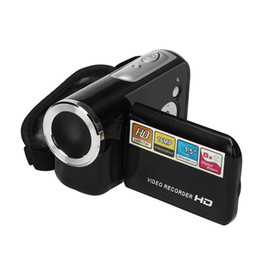 highest camera zoom NZ - HD 720P Camera Camcorder 1.5 Inch TFT 16MP 8X Digital Zoom Video Camcorder Camera High Speed USB2.0