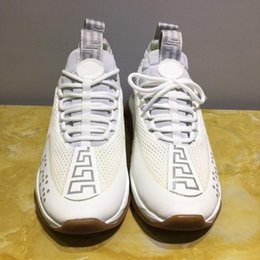 Men Latest Chain Australia - 2019 Latest Cross Chainer Sneakers, Chain Reaction Sneakers in Neoprene & Mesh for Men & Women Casual Shoes,Hot sale in