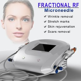 thermage face lift home use Australia - Portable Fractional Machine Microneedle RF Scar Removal Fractional Wrinkle Removal Thermage Micro Needle Face home use