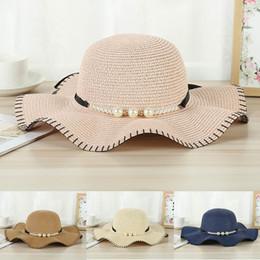 e482906bca2e3 Sombrero Straw Hat Australia - 2019 Summer Casual Sun Hat Women Big Wide  Brim Straw Hat