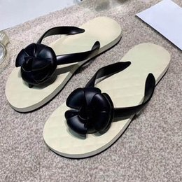 orange flower sandals NZ - new Top Quality Designer woMen Summer Sandals Beach Slide Fashion Slippers Indoor Shoes Tiger Flowers Snake Size EUR 35-40