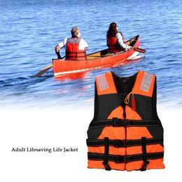 Life Jacket Suits NZ - Lixada Outdoor Adult Lifesaving Life Jacket Vest Swimming Marine Life Jackets Safety Survival Suit Aid for Water Sport Fishing