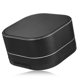 Free Sound For Mobile UK - Q3 Mini Portable Wireless Bluetooth Speaker Hands Free BT 4.2 Speaker TF USB FM Sound Music For iPhone X Samsung Mobile Phone