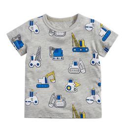 $enCountryForm.capitalKeyWord UK - Summer Tees & Tops Baby boys clothes cartoon characters print cotton children t shirts 2019 New designs hot summer t shirts
