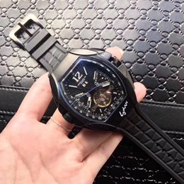 Men S Big Watch Australia - 2019 watches men luxury brand Brand tourbillon mechanical watches S Factory Military watch big bang mens designer watches Sports relogio