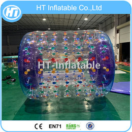 inflatables for pools Australia - Free Shipping Top Quality Inflatable Water Roller Price ,Water Roller Coaster Ride for Outdoor Swimming Pool