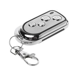 Wireless Door Key NZ - Wireless Remote Control 4 Buttons Light Switch Copy Clone Code Duplicator Key 315MHz 433MHz Garage Door Window