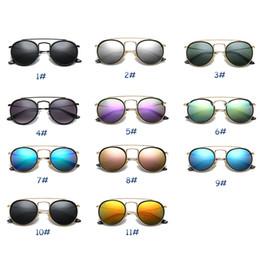 Black Blocks Australia - Sunglasses Full frame for Men Women glasses Ken Block Helm Sunglasses Metal Sun Glasses Eye Wear Vintage Sport Sun glasses
