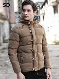Green Slim Parka Jacket Australia - Men Jackets Coats Mens Long Coats Male Casual Parka Men Winter Jacket Slim Thicken Warm Windbreaker Thick Parkas 7995