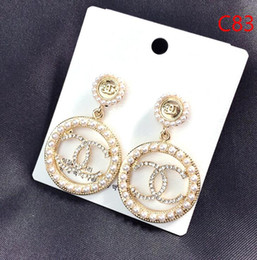 Jade diamond Jewelry online shopping - Earrings Luxury Jewelry Fashion Women Mens Earrings Hip Hop Diamond Stud Earings Iced Out Bling Rock Punk Round Wedding Gift