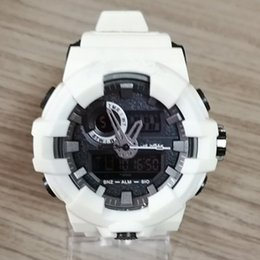 Men New Style Watches Australia - New arrivaly g style shock watch mens gold watch Outdoor Waterpoof Wristwatch Auto Light Waterproof Clock with Box for Man