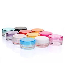 $enCountryForm.capitalKeyWord UK - hot sale 3g 5g round bottom cream mask bottles box cosmetic skin care product sub-bottle cream bottle cz247