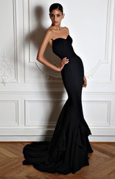 $enCountryForm.capitalKeyWord NZ - 2019 New dress chiffon mermaid sweetheart layer simple cleaning train zipper bridesmaid beauty with ball gown Evening Dresses