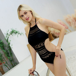 $enCountryForm.capitalKeyWord Australia - Lace Hollow Out Women Summer Bikini Sexy Fashion Backless Bathing Suit Fashion Slim European American Style Clothing