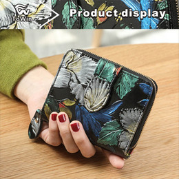 genuine leather bag design Australia - Women Luxury Wallet Excellent Artwork Purses Quality Genuine Leather Handbag Design European American Style Clutch Bags Cost Prices Sale
