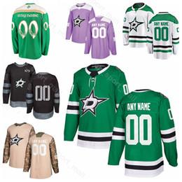 a43af90f354 Men Kids Women Dallas Stars Ice Hockey 90 Jason Spezza Jersey 47 Alexander  Radulov 3 John Klingberg Esa Lindell Miro Heiskanen Green White