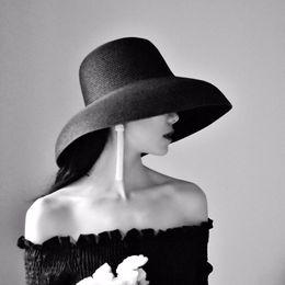 $enCountryForm.capitalKeyWord Australia - [la Maxpa] Summer Straw Hat For Women 2018 Fashion Elegant Lady Wide Brim Floppy Beach Female Visor Sun Hat Y19070503